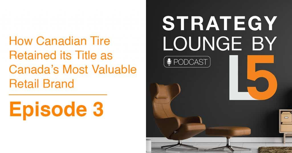Episode 3: How Canadian Tire Retained its Title as Canada's Most Valuable Retail Brand