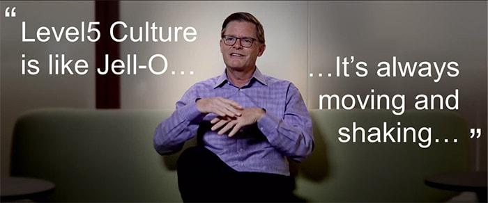 David Kincaid describes our culture as a jello