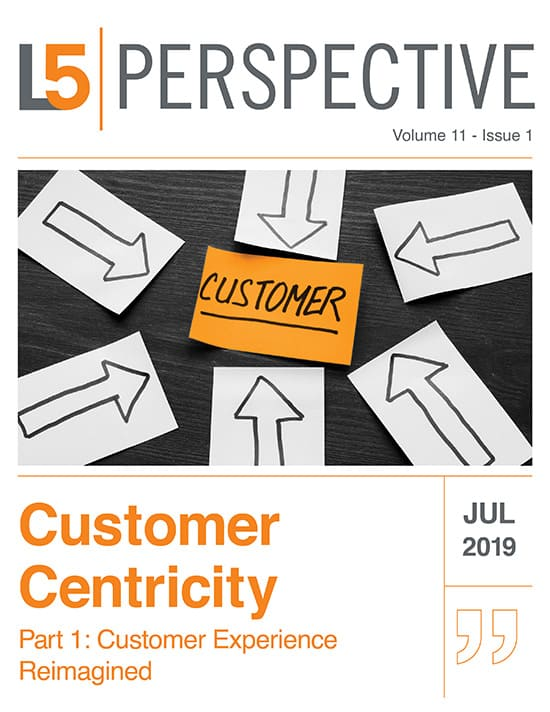 Customer Centricity Part 1: Customer Experience Reimagined